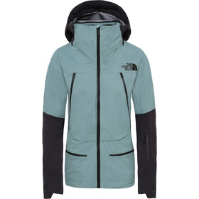 The North Face Purist Jacket Dame Trellis Green/Weathred Black